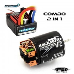 COMBO 2 in 1 (45T)- YEAH RACING TM-CB0815
