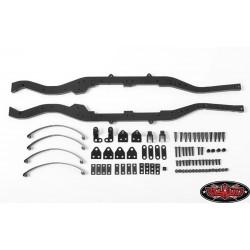 TELAIO con BALESTRE per Gelande 2 D90 e CRUISER - RC4WD
