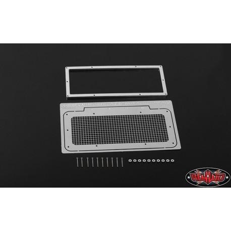 Griglia Radiatore KAHN per DEFENDER (Silver) - RC4WD VVV-C0317