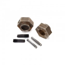 HEXAGONS PULLERS for TRX-4 Defender - TRAXXAS