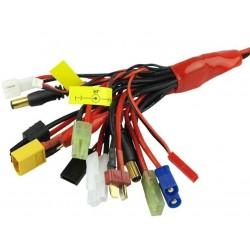 UNIVERSAL CABLE for battery CHARGER - AMASS