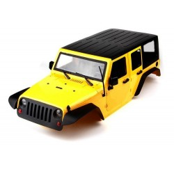 Body Jeep Rubicon YELLOW 4-DOOR - TM