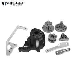 DIG HURTZ V2 NERO per SCX10 e SCX10-2 - Vanquish