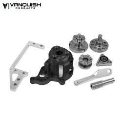 DIG V2 BLACK for SCX10 and SCX10-2 RTR - Vanquish