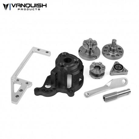 DIG HURTZ V2 NERO per SCX10 e SCX10-2 - Vanquish VPS01350