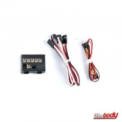 Kit 2 Led più Centralina - KILLER BODY KB48068