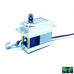 SERVO VERRICELLO PST-444 32Kg max. 6s - Powershift RC