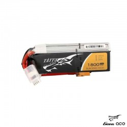 Batteria LiPo TATTU 1800mAh 11.1v 3s 75c - TATTU TA-75C-1800-3S1P