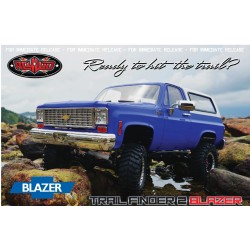 TRAIL FINDER 2 RTR W/CHEVROLET BLAZER BODY SET (LIMITED EDITION) - RC4WD
