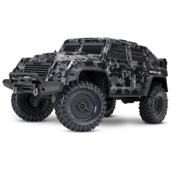 TRX-4 TRAIL CRAWLER SCALER TACTICAL UNIT RTR 1:10 - TRAXXAS TRX-82056-TU