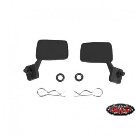Specchietti in gomma TF2 - RC4WD Z-B0082