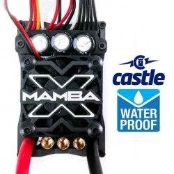 ESC MAMBA X Waterproof - Castle Creations CC-010-0155-00