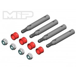 KIT SPACERS 4mm for TRX4 TRAXXAS - MIP