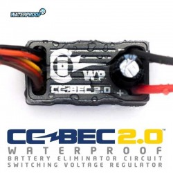 CC BEC 2.0 WP da 15A Waterproof - CASTLE CREATIONS 010-0153-00