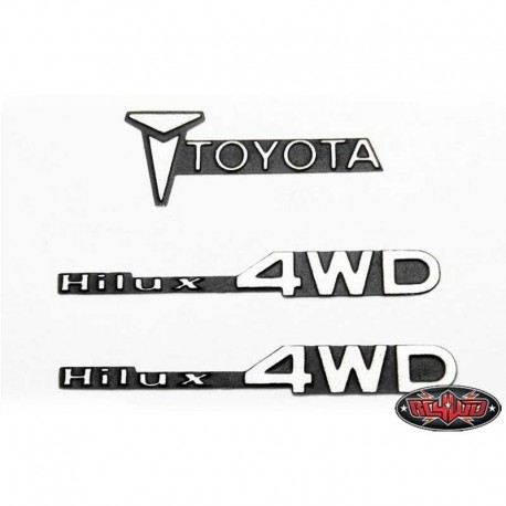 Emblemi Toyota Hilux - CChand VVV-C0007