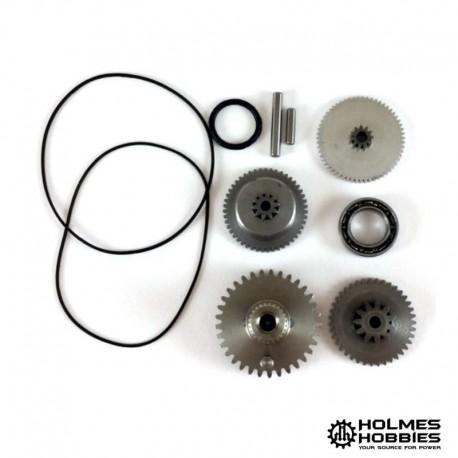 Kit Ingranaggi SERVO HV500v2 e SHV500v2 - Holmes Hobbies HH-230100008