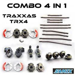 COMBO 4 in 1 TRX4 - SAMIX TM-TRX4SAMIX