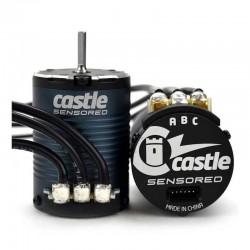 SENSORED 1406-2850KV FOUR-PIN - Castle Creations