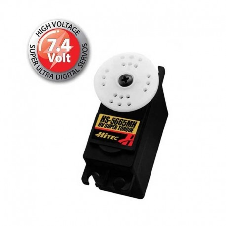 Servocomando Super Torque - HITEC HS-5665MH