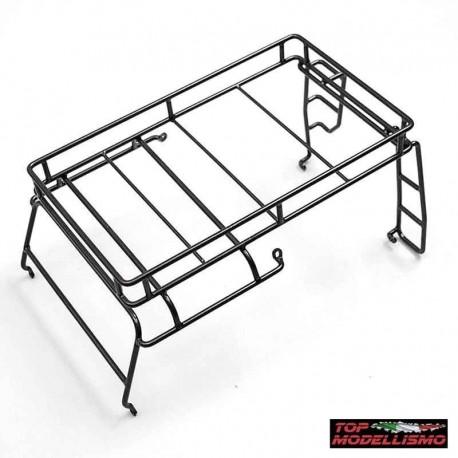 Roll Cage Protezione con Portapacchi Defender D90 - TM TM-C0024