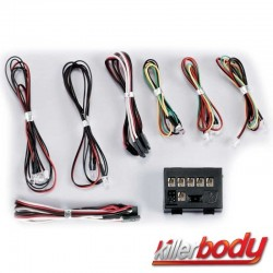 Kit 10 Led più Centralina - KILLER BODY KB48101