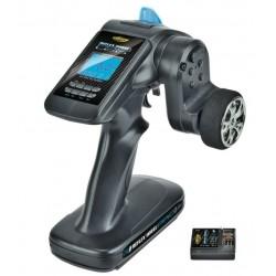 RADIO Reflex Wheel Pro III LCD 2.4 GHz 11.1V - CARSON CRS-500500054