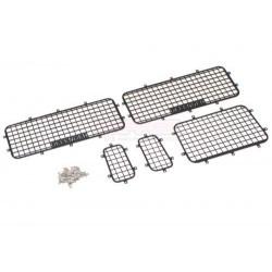 Set Grids Glass Body TRX4 - TRC