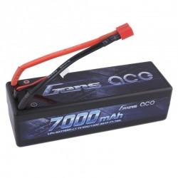 LiPo battery 7000mAh 11.1 v 3s 60c Hardcase - GENS ACE B-60C-7000-3S1P-HardCase-13