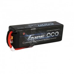 LiPo battery 5000mAh 11.1 v 3s 50c Hardcase - GENS ACE B-50C-5000-3S1P-HardCase-15