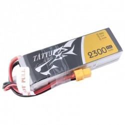 LiPo battery TATTU 2300mAh 11.1 v 3s 45c - TATTU TA-45C-2300-3S1P