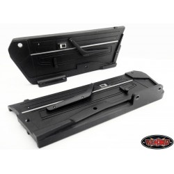 Interior Doors Ultra detailed pet HILUX, BRUISER and MOJAVE - RC4WD