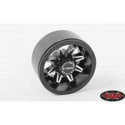 Inch 1.9 in alluminio a 6 Razze - XTRA SPEED Z-W0249