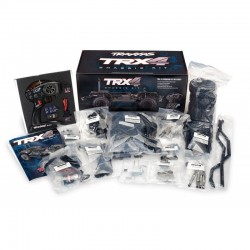 TRX-4 KIT TRAIL CRAWLER SCALER 1:10 - TRAXXAS