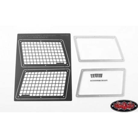 Griglie Vetri AXIAL SCX10 XJ (Versione B) - CCHend VVV-C0307