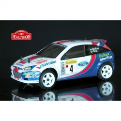 FOCUS WRC ARTR-MC RAE-GRIST 2001 (VERNICIATA) - The Rally Legends EZRL003