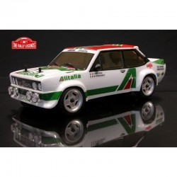 FIAT 131 ABARTH RALLY ALITALIA ARTR (VERNICIATA) - The Rally Legends EZRL036