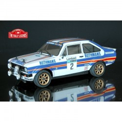 ESCORT RS 1800 ARTR-1981 (VERNICIATA) - The Rally Legends EZRL083