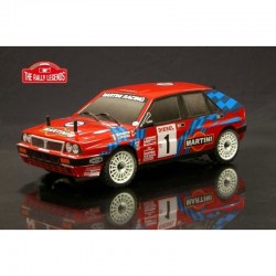 LANCIA DELTA INTEGRALE 1989 ARTR (VERNICIATA) - The Rally Legends EZRL0896