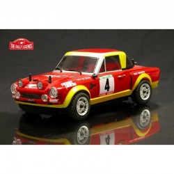 FIAT 124 ABARTH RALLY ARTR (VERNICIATA) - The Rally Legends EZRL126