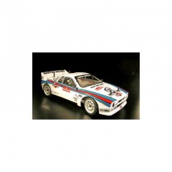 LANCIA 037 RALLY MKII ARTR (TRASPARENTE) - The Rally Legends EZRL0385