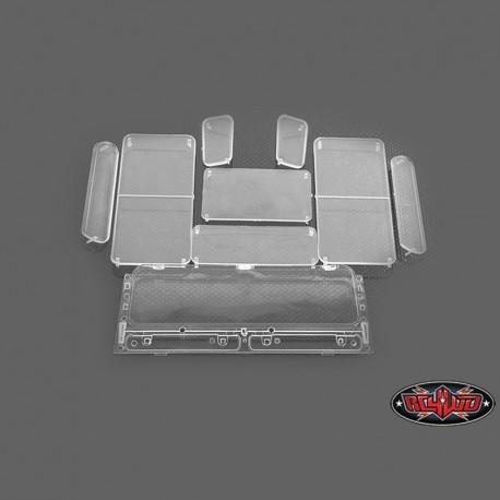 Set Vetri per Defender D90 e D110 - RC4WD Z-B0053