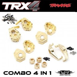 COMBO 4 in 1 KIT TRX4 - YEAH RACING