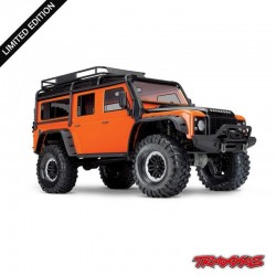 TRX-4 RTR DEFENDER ADVENTURE 1:10 (LIMITED EDITION) - TRAXXAS