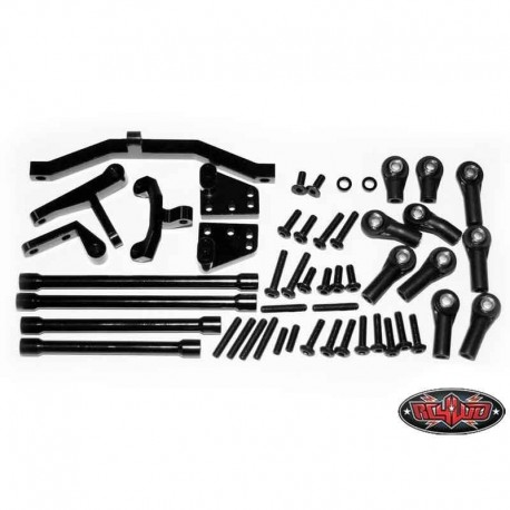 Kit 3 Link e Panhard Ant. TF2 - RC4WD Z-S0565