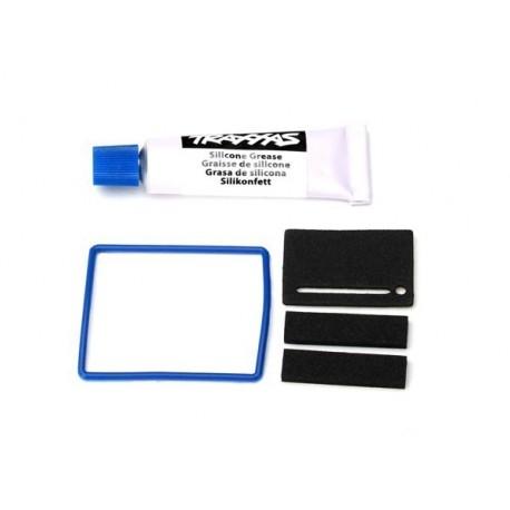 Kit di guarnizioni, scatola expander box telemetria per TRX4 - TRAXXAS TRX4-6552