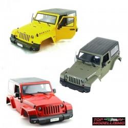 Carrozzeria Jeep Rubicon 2 PORTE in ABS (Colore selezionabile) - TM