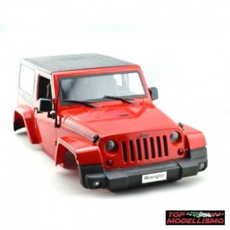 Carrozzeria Jeep Rubicon 2 PORTE in ABS (Colore selezionabile) - TM TM-JWRV2