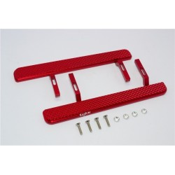 SIDE FOOTBOARDS METAL v2 for AXIAL SCX10-2 - GPM