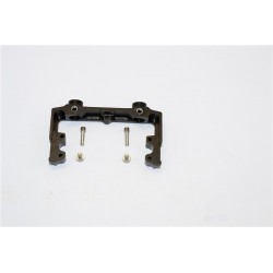 SUPPORTO PARAURTI POST. in METALLO v1 per AXIAL SCX10-2 - GPM