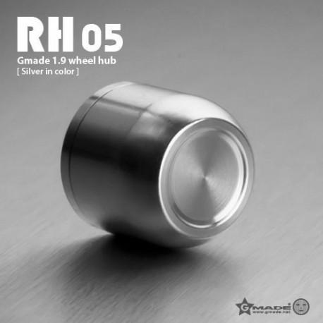 Coprimozzi RH05 ARGENTO in scala 1:10 - GMADE GM70152